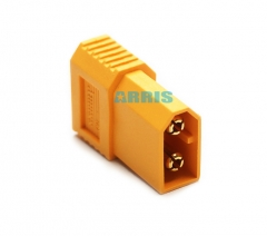 ARRIS XT60 Male Connector to T Plug Famale Anti-Skid Adapter (No Wires)