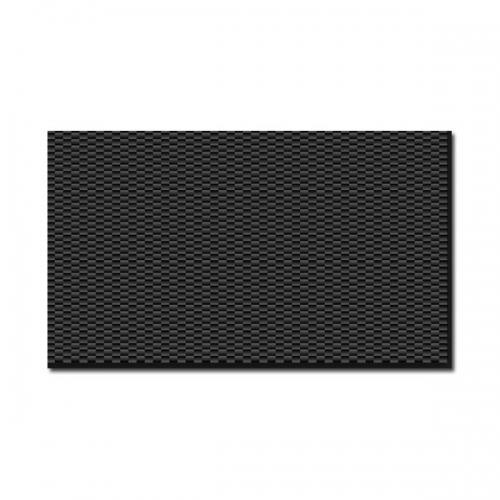 ARRIS 200X300X3.0MM 100% 3K Plain Weave Carbon Fiber Sheet Laminate Plate Panel 3mm Thickness(Glossy Surface))