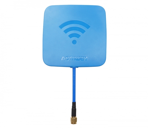 Aomway 5.8GHz 14dbi Circular Polarized Patch Antenna V2 (RHCP)