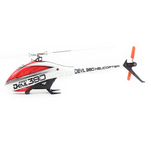 ALZRC Devil 380 6CH 3D FBL Heliopter Kit