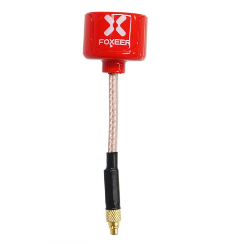 Foxeer Lollipop 5.8G RHCP TX RX Straight MMCX FPV Antenna (2pcs)