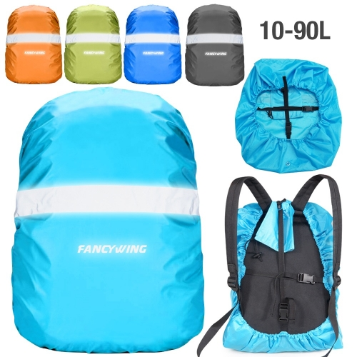 FANCYWING Waterproof Backpack Rain Cover with Reflective Straps