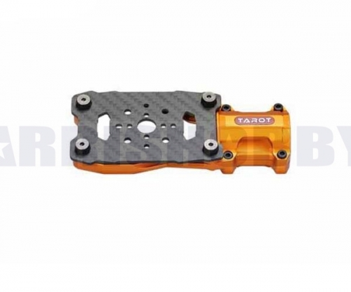 Tarot 30mm Suspended Motor Mount for Multi-Rotors Agriculture Drones (Orange)