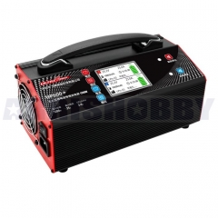 Ultra Power UP600+25A 2-6S Dual Channels Lipo Battery Balance Charger for Agriculture Drone