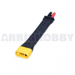 Amass AS150U Connector Anti Spark with Signal Pin with Long Silicone Wire Protective Cover (Male)