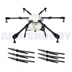 ARRIS YRX616 16L Capacity Agriculture Spraying Drone Frame with DJI E5000 Advance Power Combo