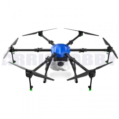 ARRIS E616 6 Axis 16L 16kg UAV Agricualtural Spraying Drone with DJI E5000 Advance Propulsion System  Super Combo