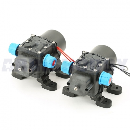 6S 12S Brushless Water Pump Sprayer 24V 48V 6L Outlet Flow Volume Diaphragm Water Pump