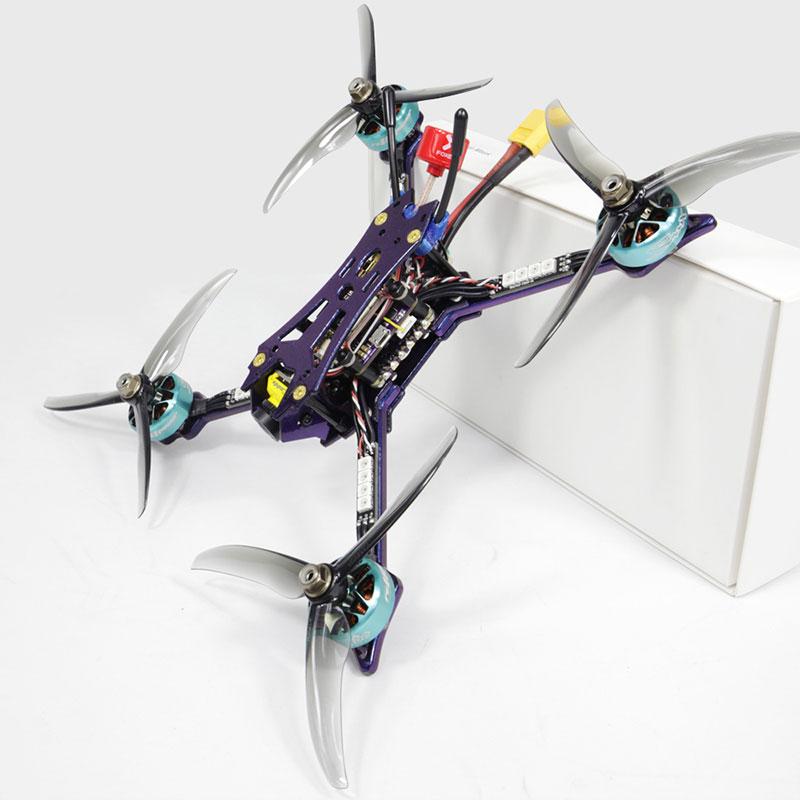 arris chameleon 220 racing drone