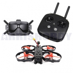 "ARRIS X-speed 125 HD 4S 2.5"" FPV Racing Drone with DJI HD FPV Goggles Boundle"