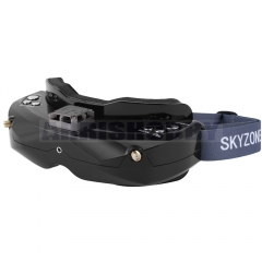US Warehouse SKYZONE SKY02X 5.8G 48CH Diversity FPV Goggles With Head Tracker Support DVR HDMI Headsets