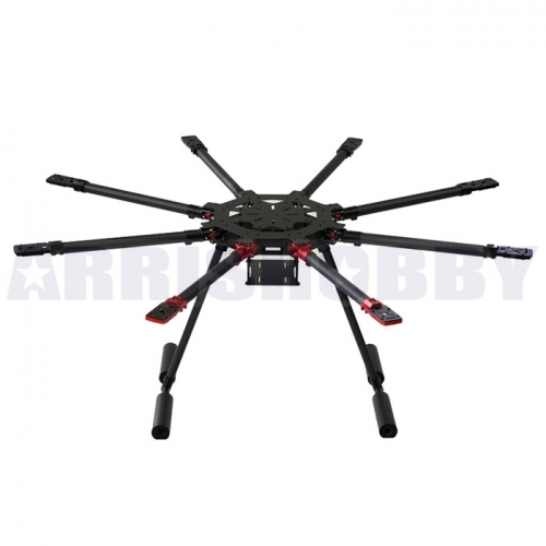 Hummingbird X8 1100mm 8 Axis Heavy Lift Multirotor Frame Kit