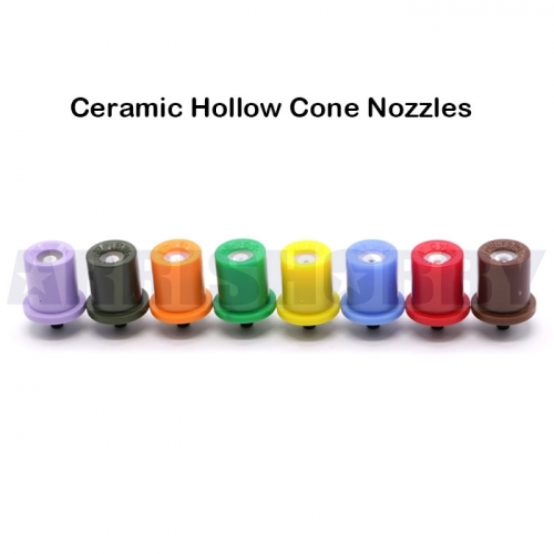 Lechler Ceramic Hollow Cone Nozzles High Pressure Atomizing Nozzle