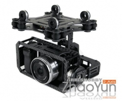 ARRISHOBBY ZHAOYUN 2-Axis Brushless Gimbal (Compatible with most DSLR)