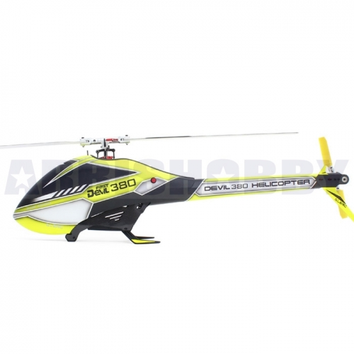 ALZRC Devil 380 3D 6CH FAST FBL RC Helicopter KIT