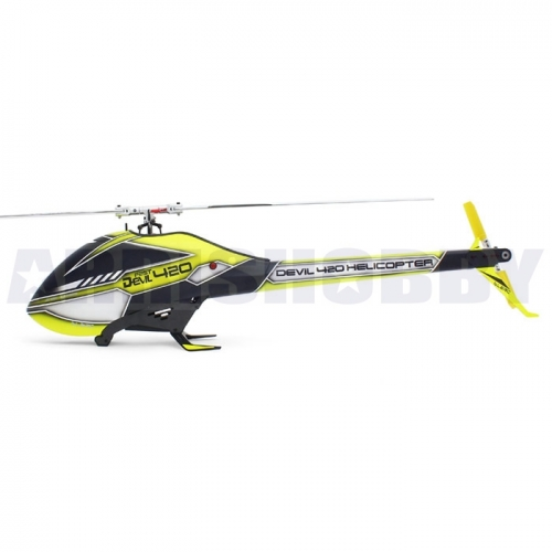 ALZRC Devil 420 FAST FBL 6CH 3D Helicopter Kit