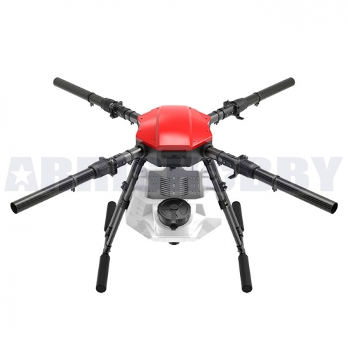 ARRIS E416P 4 Axis 16L 16KG Capacity UAV Agriculture Spraying Drone Farm Drone Frame Kit
