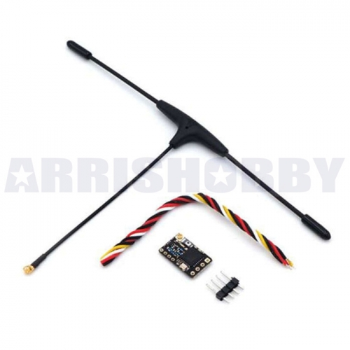 TBS CROSSFIRE NANO RX (SE) with TBS Immortal-T V2 Antenna-Long Range Drone Receiver