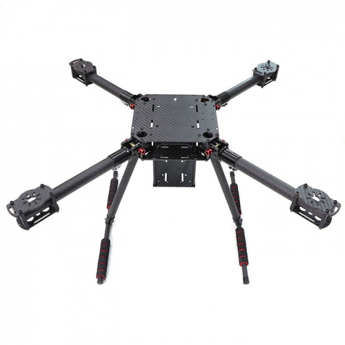 ZD550 Pro 550mm 4 Axis Carbon Fiber Quadcopter Frame Umbrella Folding Drone