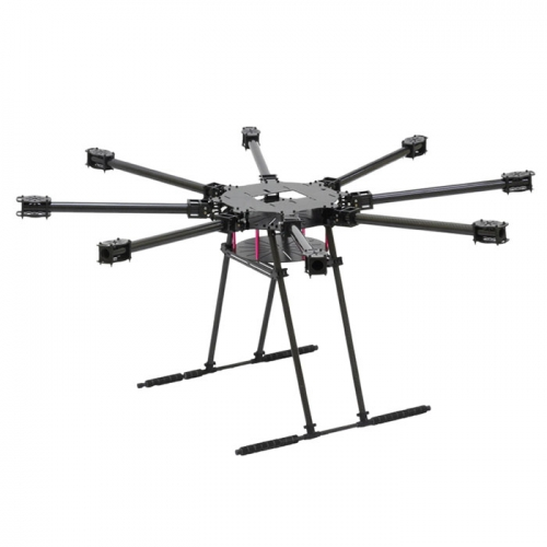 Lji ZD1100 8 Axis 1100mm Umbrella Folding Carbon Fiber Multirotor Drone Frame
