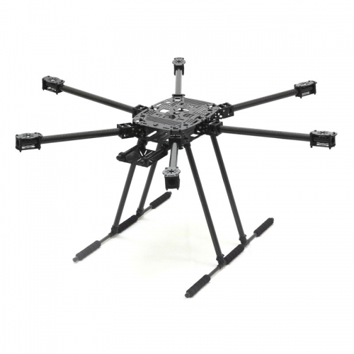 Lji ZD975 6-Axis 975mm Carbon Fiber Umbrella Folding Hexacopter Frame with Landing Gear