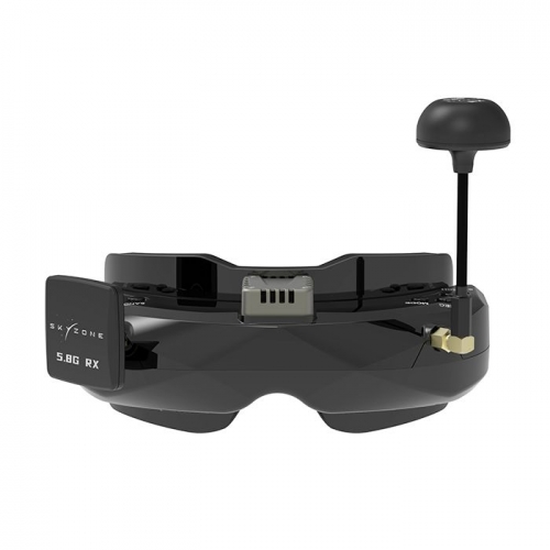 SKYZONE SKY02O 5.8Ghz 600x400 OLED DVR FPV Goggles with SteadyView Receiver HeadTracker